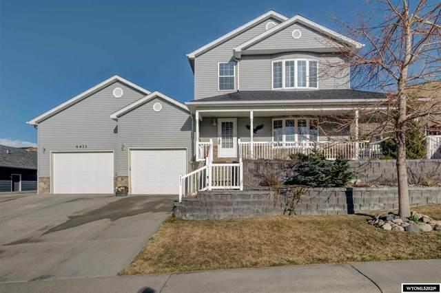4411 S Oak Street, Casper, WY 82601 (MLS #20211749) :: Lisa Burridge & Associates Real Estate