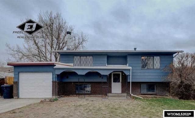 2936 Mockingbird Trail, Casper, WY 82604 (MLS #20211808) :: Real Estate Leaders