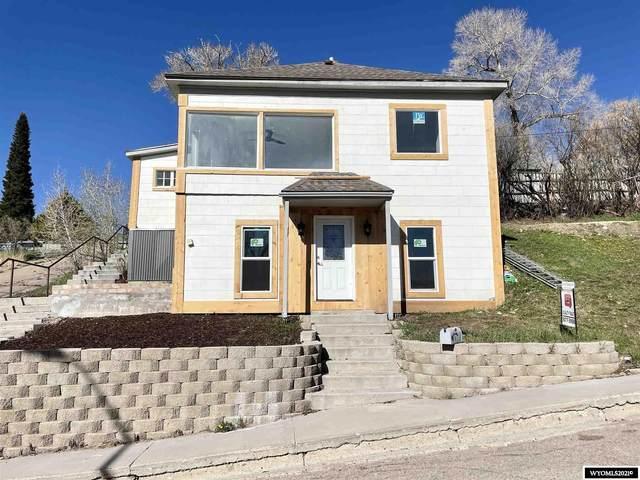 401 Agate, Kemmerer, WY 83101 (MLS #20212448) :: Broker One Real Estate