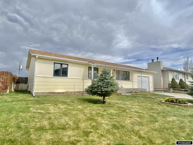 2411 S Mitchell, Casper, WY 82601 (MLS #20212514) :: RE/MAX The Group