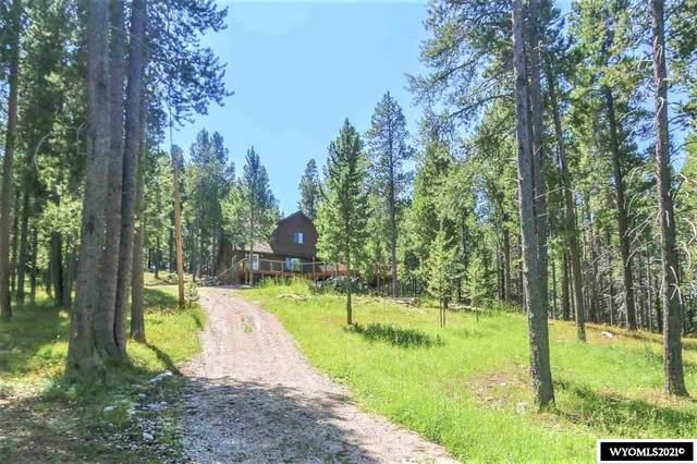 3735 Hidden Meadow Drive, Casper, WY 82601 (MLS #20212590) :: Real Estate Leaders