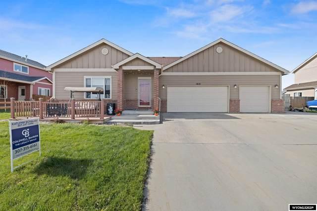 1621 E 25th Street, Casper, WY 82609 (MLS #20212679) :: Broker One Real Estate