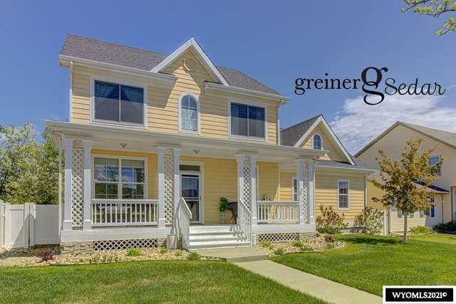 4446 E 21st Street, Casper, WY 82609 (MLS #20212692) :: Lisa Burridge & Associates Real Estate