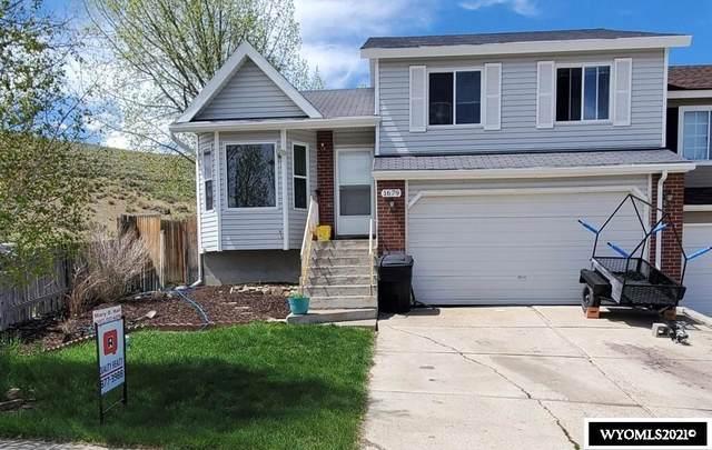 1679 Nations Avenue, Kemmerer, WY 83101 (MLS #20212946) :: Lisa Burridge & Associates Real Estate