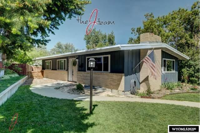 1624 S Walnut, Casper, WY 82601 (MLS #20213123) :: Broker One Real Estate