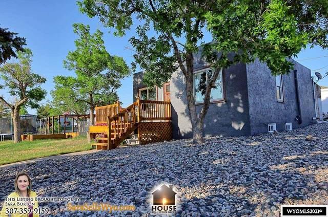 225 N 9th Street, Douglas, WY 82633 (MLS #20213253) :: Lisa Burridge & Associates Real Estate