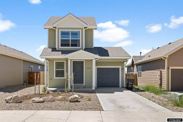2976 Central Drive, Casper, WY 82604 (MLS #20213765) :: Lisa Burridge & Associates Real Estate