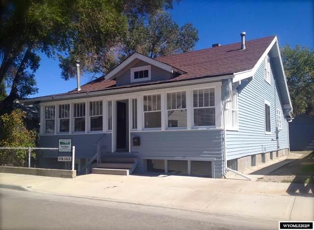 835 West Street, Rock Springs, WY 82901 (MLS #20214048) :: Broker One Real Estate