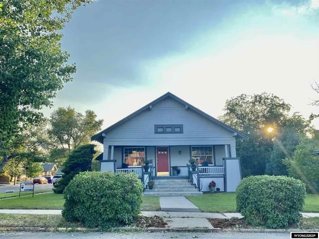 1142 S Ash Street, Casper, WY 82601 (MLS #20214271) :: Real Estate Leaders