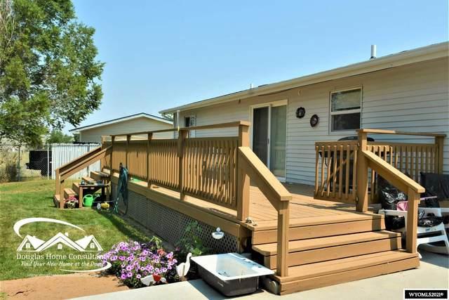 515 Absaroka Trail, Glenrock, WY 82637 (MLS #20214448) :: Lisa Burridge & Associates Real Estate