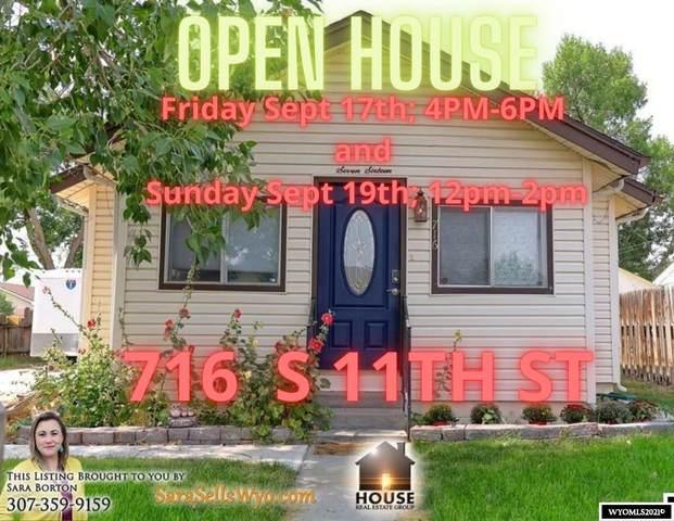 716 S 11th Street, Douglas, WY 82633 (MLS #20214644) :: Lisa Burridge & Associates Real Estate