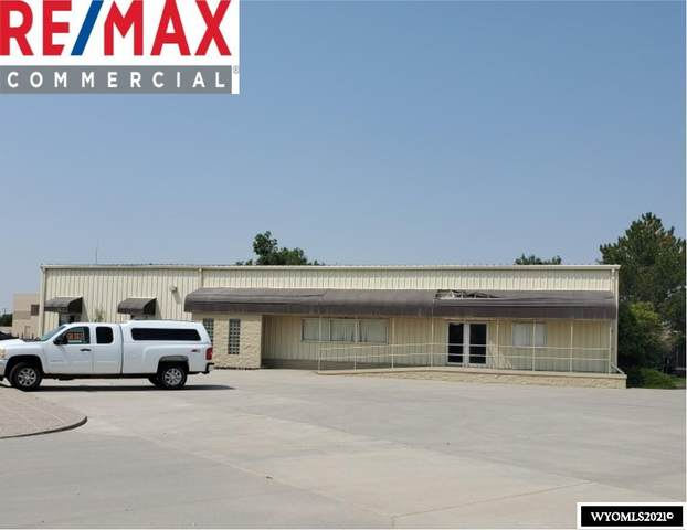 4510 W Yellowstone Street, Mills, WY 82644 (MLS #20214743) :: RE/MAX The Group