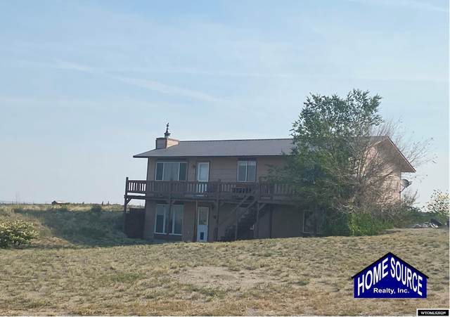 30 Tunnel Hill, Pavillion, WY 82523 (MLS #20215444) :: RE/MAX The Group