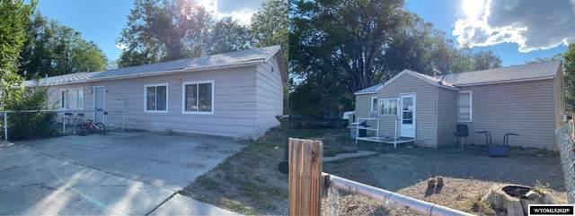 602 N 12th E Street, Riverton, WY 82501 (MLS #20215544) :: Broker One Real Estate
