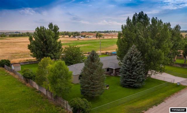 2301 Cloverleaf Drive, Riverton, WY 82501 (MLS #20174490) :: Lisa Burridge & Associates Real Estate