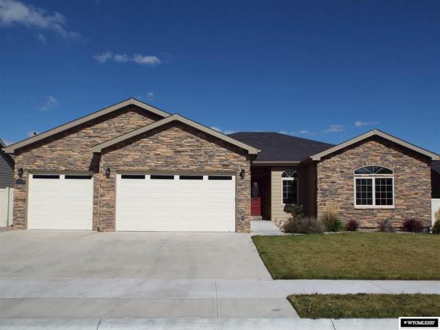 2463 Grove Street, Casper, WY 82609 (MLS #20176042) :: Real Estate Leaders