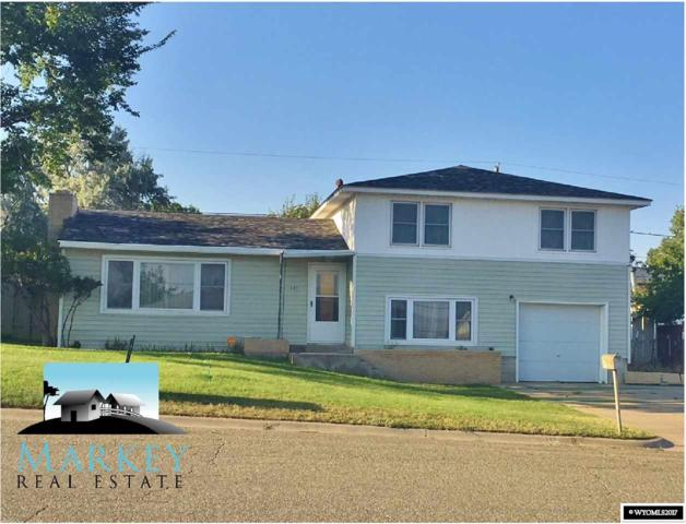 117 E Heath Street, Rawlins, WY 82301 (MLS #20176406) :: Real Estate Leaders