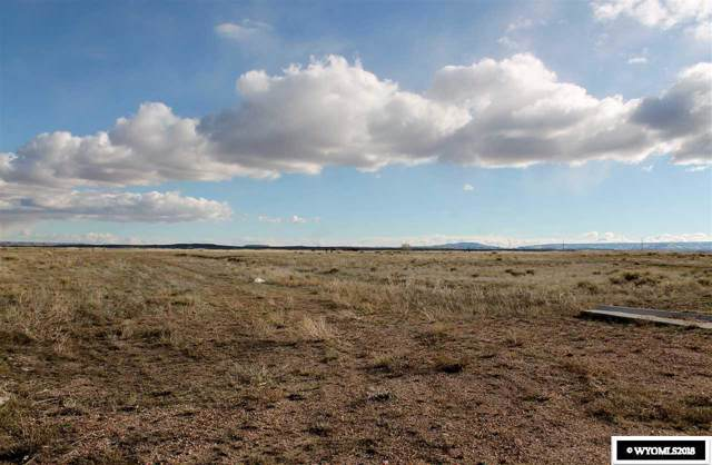 Lot 6 First Avenue, La Barge, WY 83123 (MLS #20180210) :: Real Estate Leaders