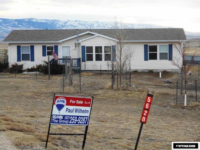 5620 Copperhead Drive, Evansville, WY 82636 (MLS #20180705) :: Real Estate Leaders