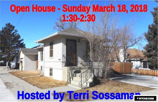 1044 E 1st Street, Casper, WY 82601 (MLS #20180849) :: Lisa Burridge & Associates Real Estate