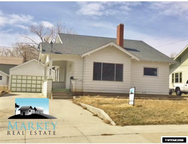 812 13th Street, Rawlins, WY 82301 (MLS #20181122) :: RE/MAX The Group