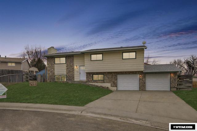 734 Powder River Court, Douglas, WY 82633 (MLS #20181772) :: Lisa Burridge & Associates Real Estate
