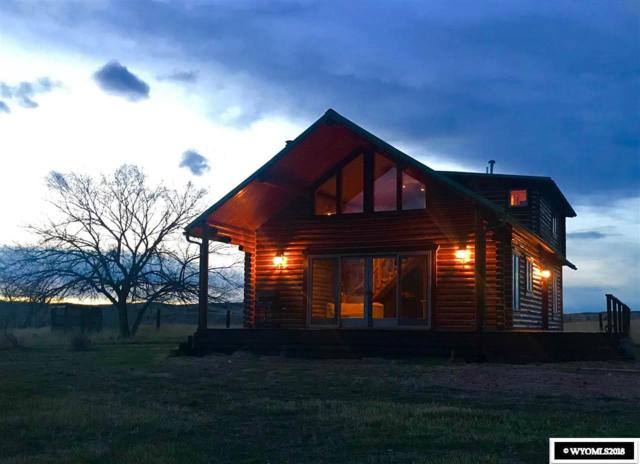 58 Wild Horse Road, Arvada, WY 82831 (MLS #20182235) :: RE/MAX The Group