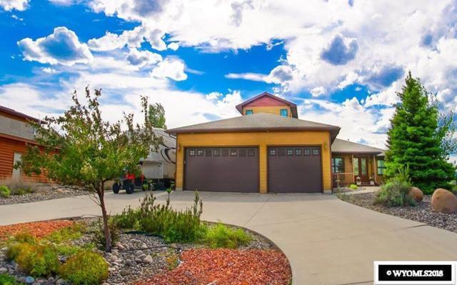 592 N Pinnacle Drive, Buffalo, WY 82834 (MLS #20182999) :: Lisa Burridge & Associates Real Estate