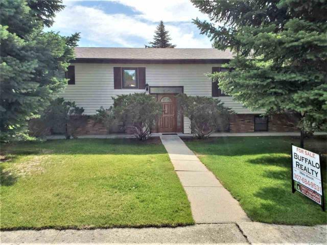 875 N Carrington Avenue, Buffalo, WY 82834 (MLS #20186817) :: Lisa Burridge & Associates Real Estate