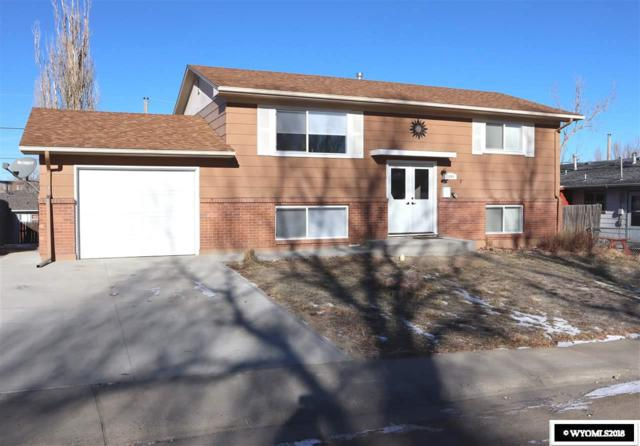 1944 S Fairdale, Casper, WY 82601 (MLS #20186966) :: Real Estate Leaders
