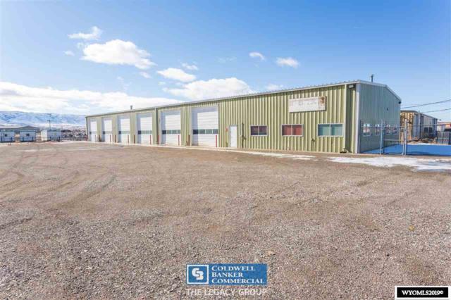 3703 Burd Road, Casper, WY 82601 (MLS #20190639) :: Lisa Burridge & Associates Real Estate