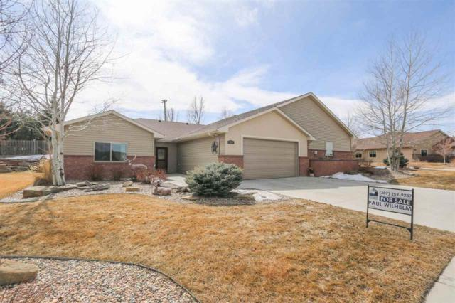 3221 E 18th Street, Casper, WY 82609 (MLS #20190942) :: RE/MAX The Group