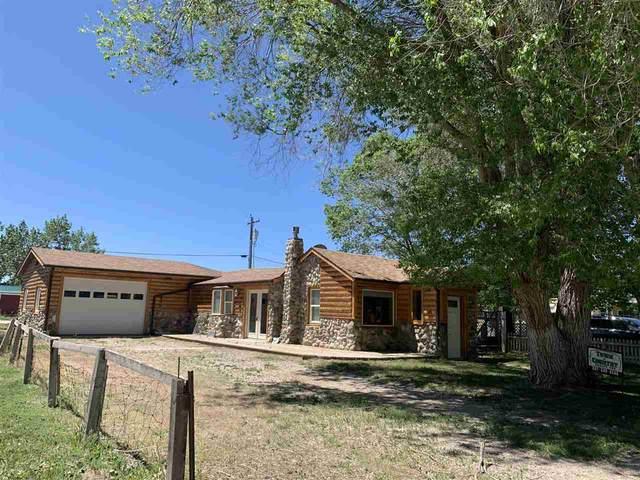 411 W Main, Saratoga, WY 82331 (MLS #20191139) :: Lisa Burridge & Associates Real Estate