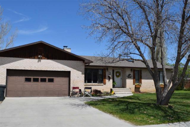 332 Williams Way, Glenrock, WY 82637 (MLS #20191159) :: Lisa Burridge & Associates Real Estate