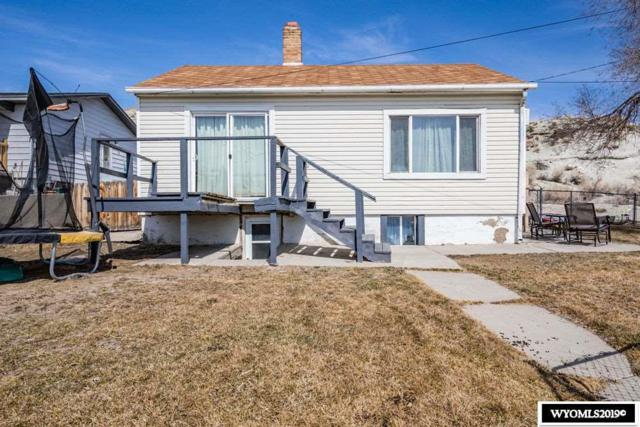 313 N 4th East Street, Green River, WY 82935 (MLS #20191432) :: RE/MAX The Group