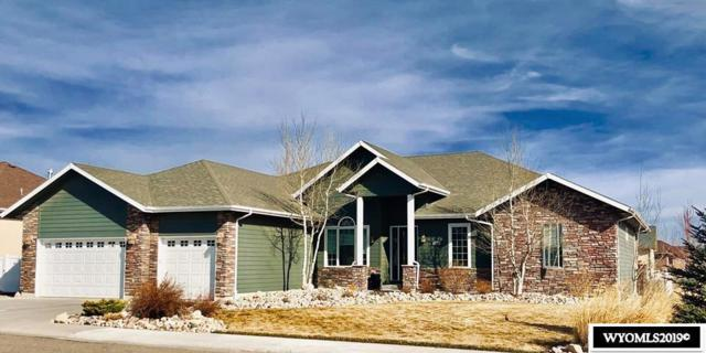 4450 E 24th, Casper, WY 82609 (MLS #20191509) :: Lisa Burridge & Associates Real Estate