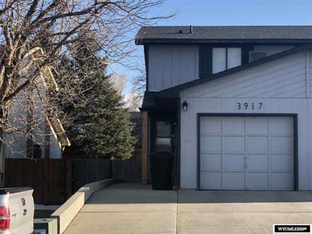 3917 Gannett Street, Casper, WY 82609 (MLS #20191530) :: Real Estate Leaders