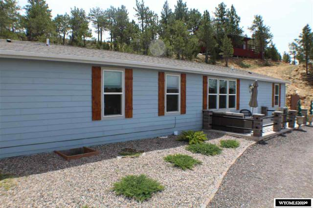 20 Oak Street, Glendo, WY 82213 (MLS #20192662) :: RE/MAX The Group