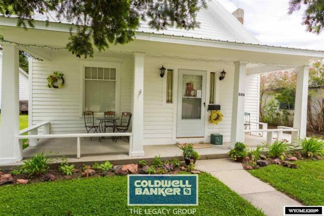 559 N Main Street, Buffalo, WY 82834 (MLS #20192825) :: Lisa Burridge & Associates Real Estate