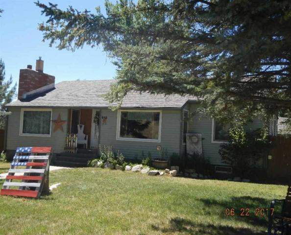 643 Maiden Street, Thermopolis, WY 82443 (MLS #20193070) :: RE/MAX The Group