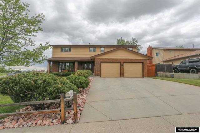 1801 Parkway Drive, Casper, WY 82609 (MLS #20193242) :: RE/MAX The Group