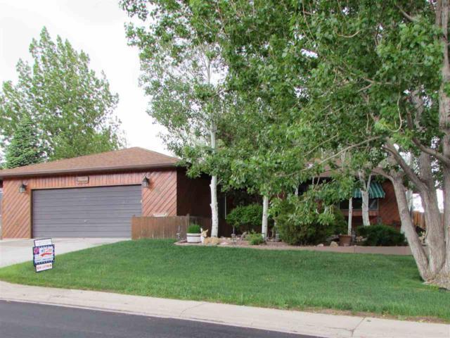 703 Madison Drive, Rock Springs, WY 82901 (MLS #20193334) :: Lisa Burridge & Associates Real Estate