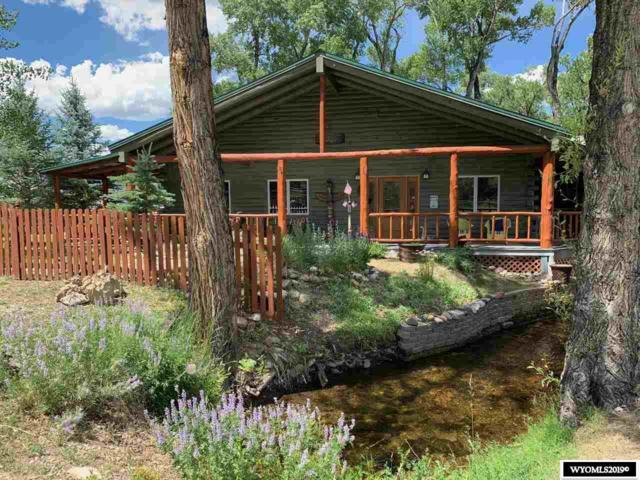 409 First Street, Riverside, WY 82325 (MLS #20194046) :: RE/MAX The Group