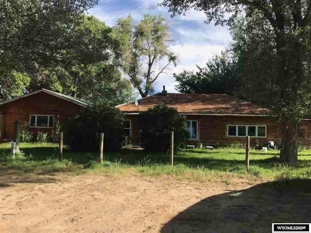 East Of Saratoga, Saratoga, WY 82331 (MLS #20194103) :: Lisa Burridge & Associates Real Estate