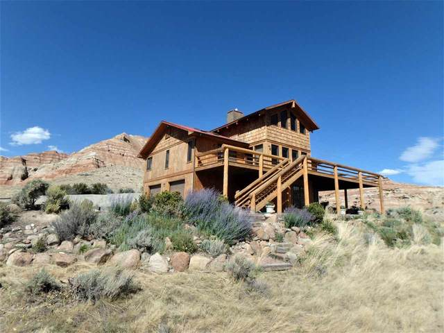 306 Westview Drive, Dubois, WY 82513 (MLS #20195161) :: RE/MAX Horizon Realty