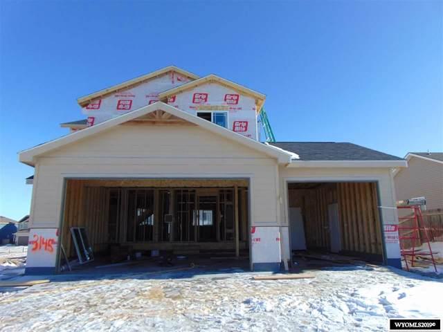 3145 Carbide Trail, Casper, WY 82604 (MLS #20196394) :: Lisa Burridge & Associates Real Estate