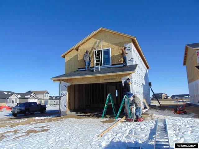 3105 Carbide Trail, Casper, WY 82604 (MLS #20196414) :: Lisa Burridge & Associates Real Estate