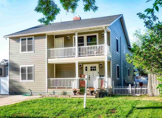 1004 Culbertson Avenue, Worland, WY 82401 (MLS #20196770) :: Real Estate Leaders