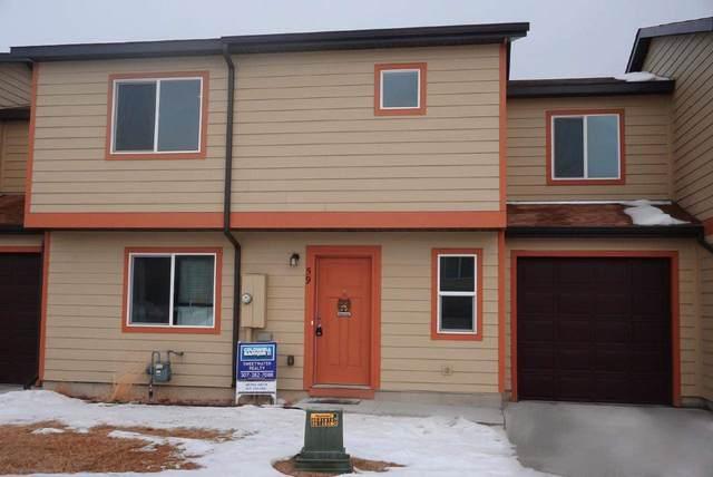 700 Shoshone #59, Green River, WY 82935 (MLS #20200463) :: Lisa Burridge & Associates Real Estate