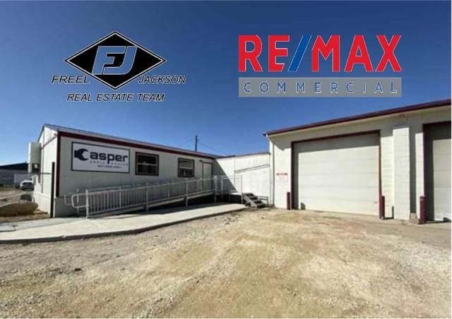 6305 W Yellowstone, Casper, WY 82604 (MLS #20200596) :: Lisa Burridge & Associates Real Estate